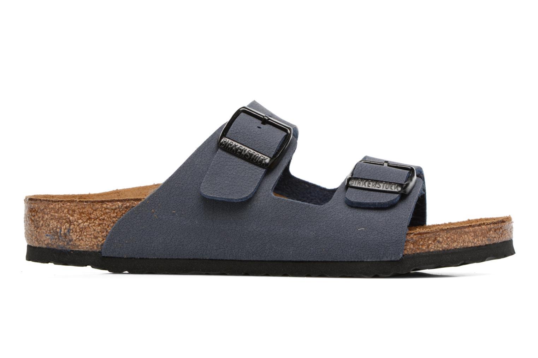 Sandals Birkenstock Arizona Birko-Flor Blue back view