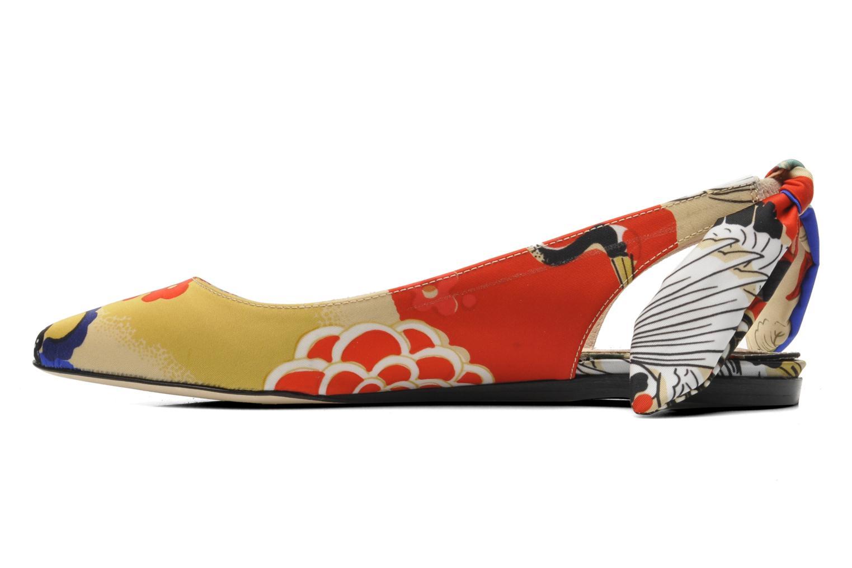 Ballet pumps Carven Derine Multicolor front view