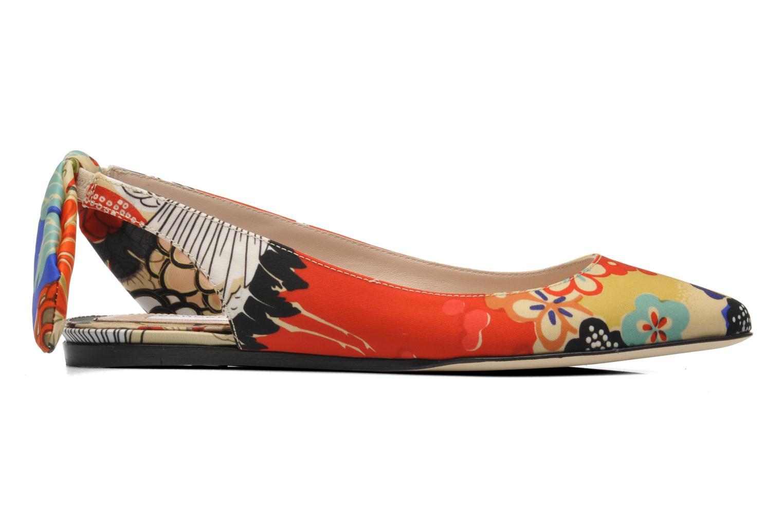 Ballet pumps Carven Derine Multicolor back view
