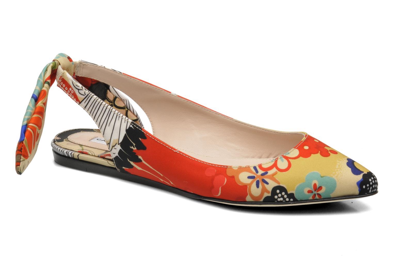 Ballet pumps Carven Derine Multicolor detailed view/ Pair view