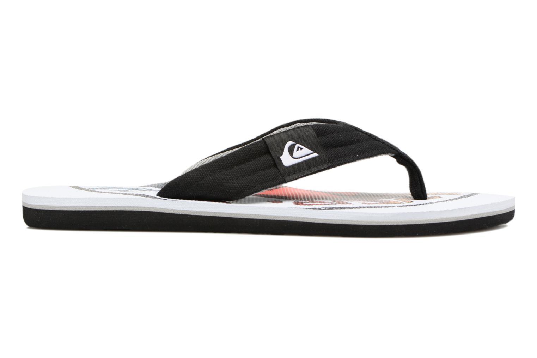 Molokai layback Black/white/red