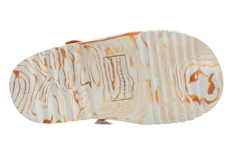 Waff Papy Orange, sem blanc-oran