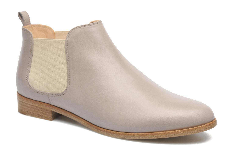 Rebecca Balducci Louis (Gris) - Bottines et boots chez Sarenza (216475)