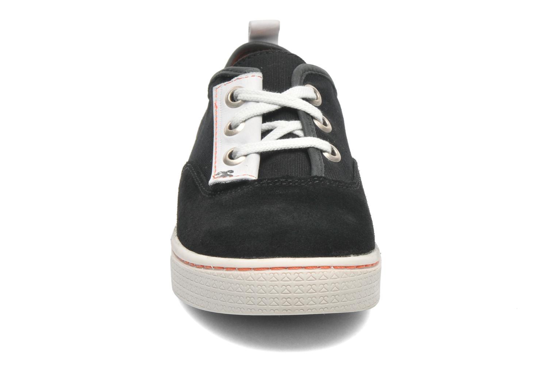 Baskets 2 Side 2S - SURF Noir vue portées chaussures