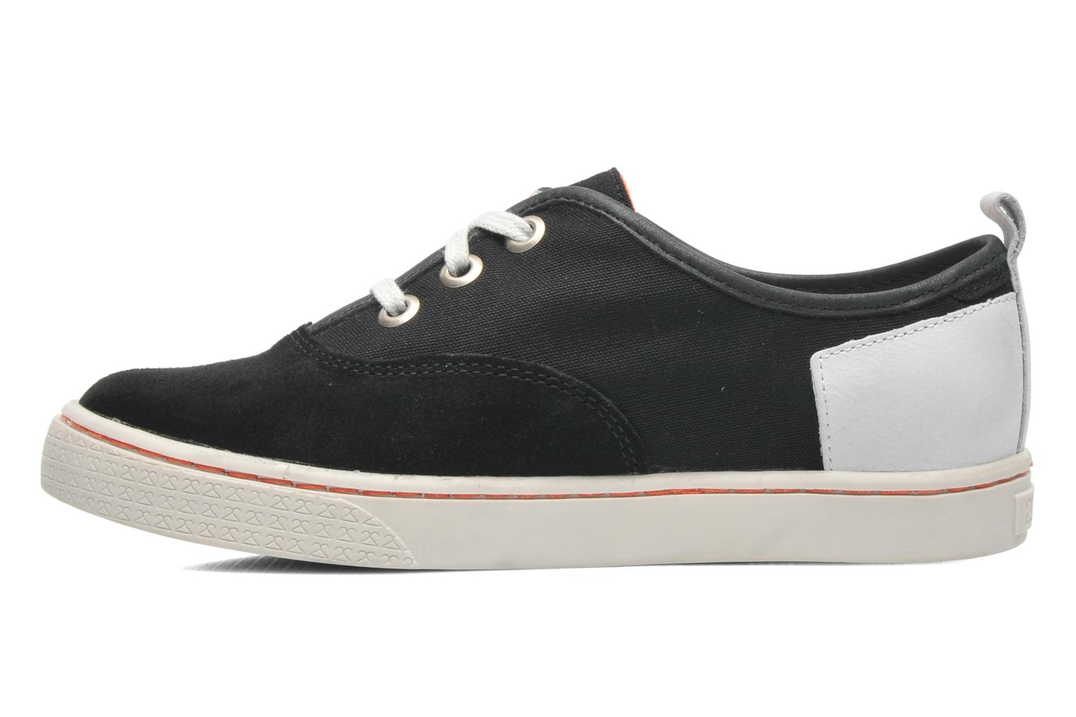 Sneakers 2 Side 2S - SURF Sort se forfra