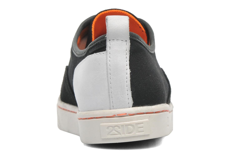 Sneakers 2 Side 2S - SURF Zwart rechts