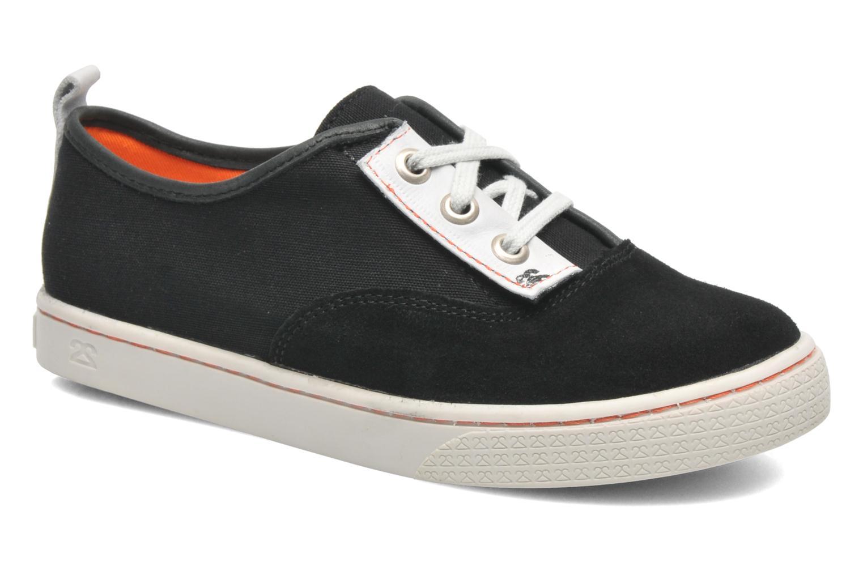 Sneakers 2 Side 2S - SURF Sort detaljeret billede af skoene