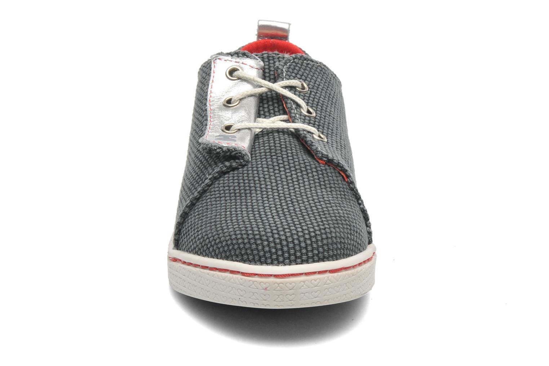 Sneakers 2 Side 2S - SWING Grigio modello indossato