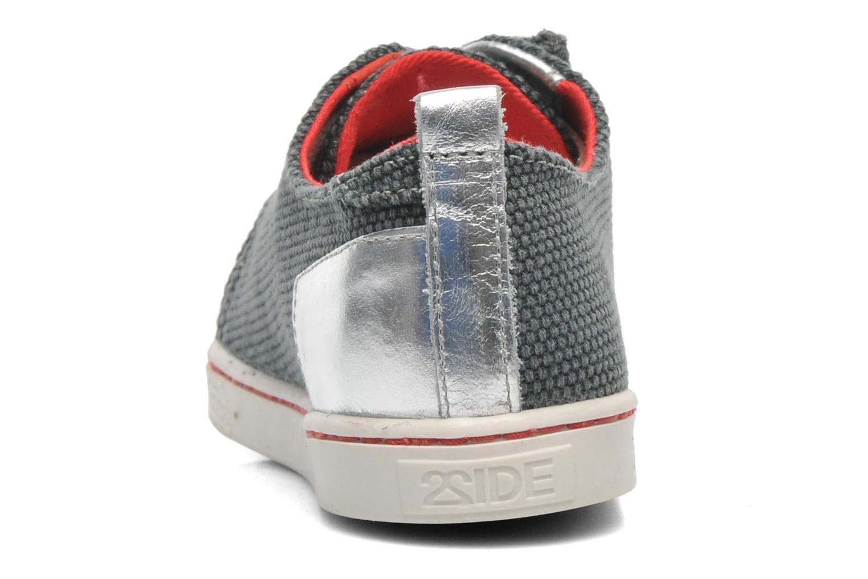 Sneakers 2 Side 2S - SWING Grigio immagine destra