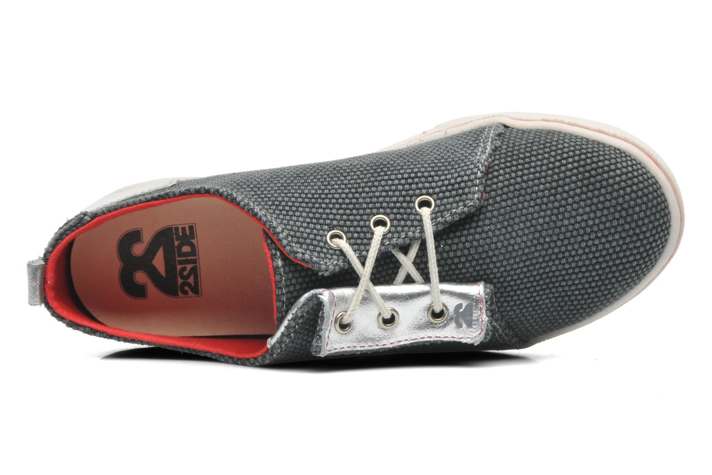 Sneakers 2 Side 2S - SWING Grigio immagine sinistra