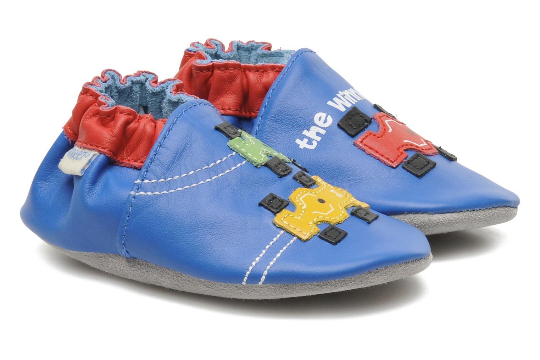 Racing Bleu rouge