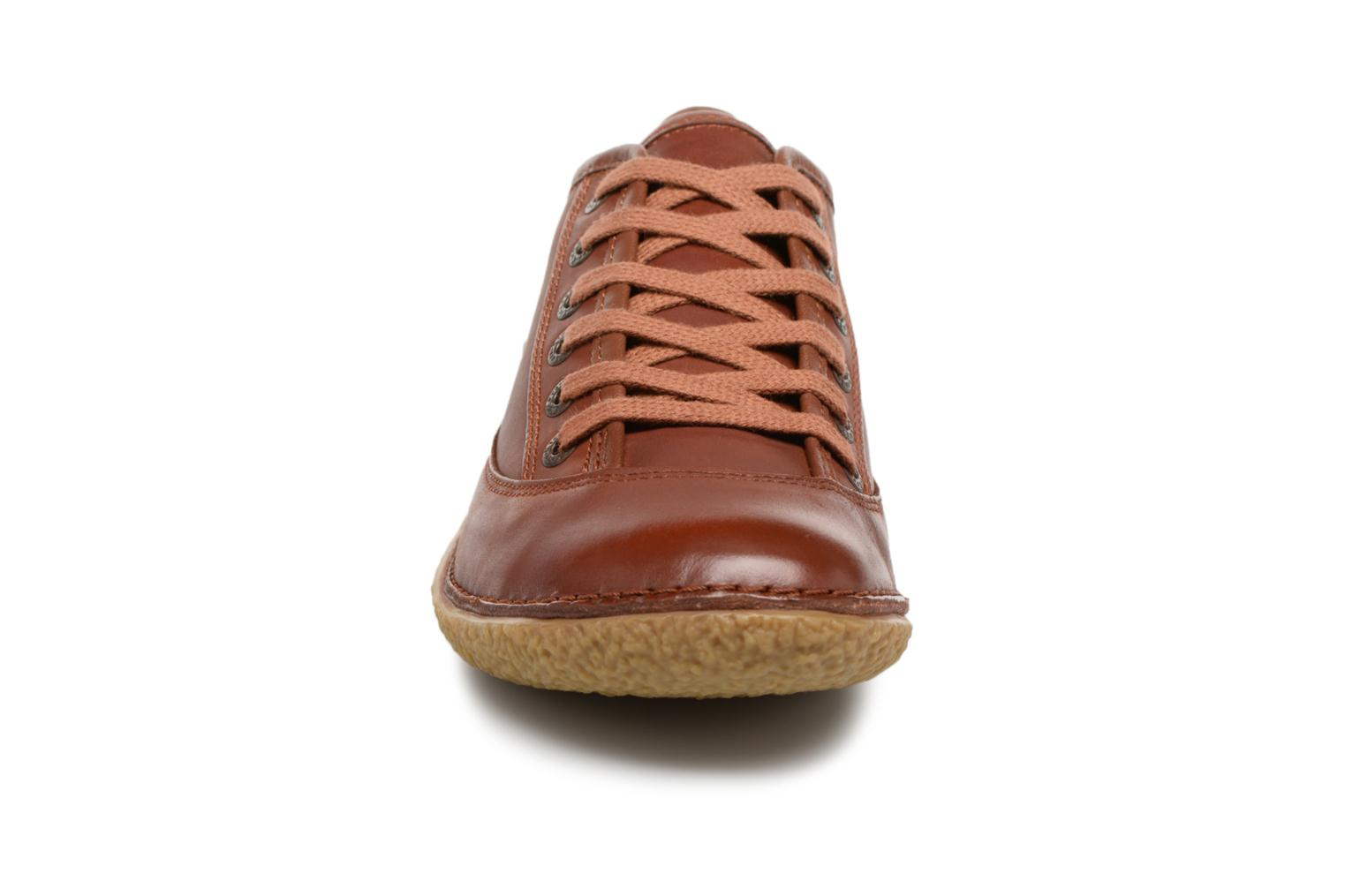 Veterschoenen Kickers Hollyday Bruin model