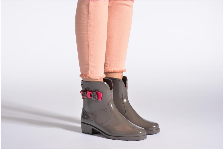 Bottines et boots Méduse Camino 2 Noir vue bas / vue portée sac