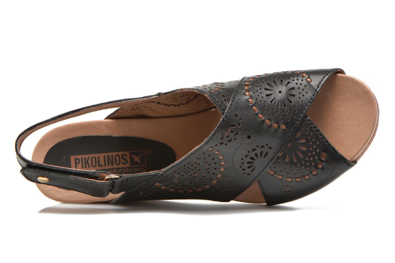 Sandales et nu-pieds Pikolinos Bali W0A-0597 Noir vue gauche
