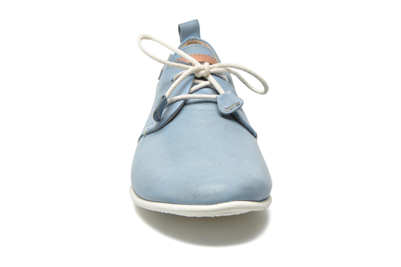 Chaussures à lacets Pikolinos Calabria 917-7123KR Bleu vue portées chaussures