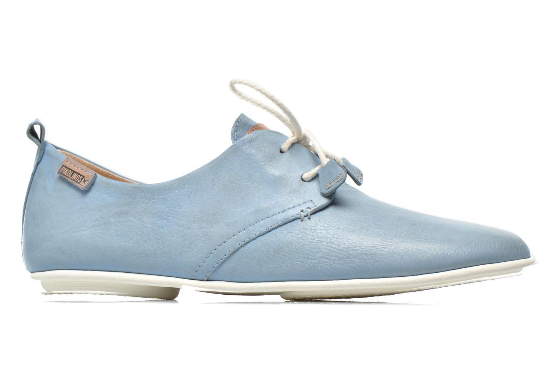 Chaussures à lacets Pikolinos Calabria 917-7123KR Bleu vue derrière