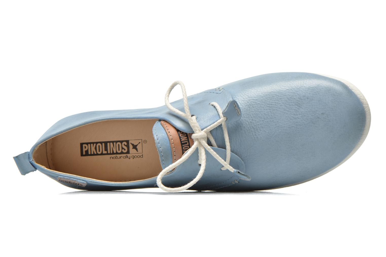Chaussures à lacets Pikolinos Calabria 917-7123KR Bleu vue gauche