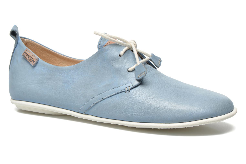 Chaussures à lacets Pikolinos Calabria 917-7123KR Bleu vue détail/paire