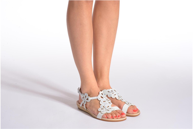 Sandales et nu-pieds Pikolinos Alcudia 816-0501 Marron vue bas / vue portée sac