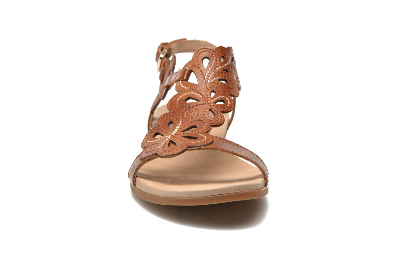 Sandales et nu-pieds Pikolinos Alcudia 816-0501 Marron vue portées chaussures