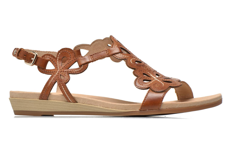 Sandales et nu-pieds Pikolinos Alcudia 816-0501 Marron vue derrière