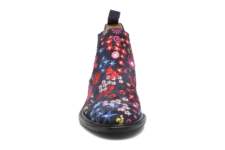 Bottines et boots Melvin & Hamilton Sally 25 Bleu vue portées chaussures