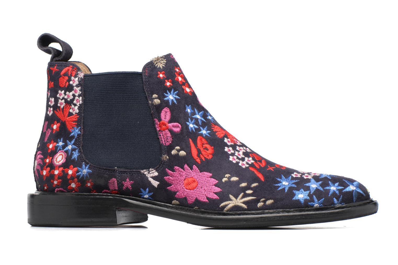 Bottines et boots Melvin & Hamilton Sally 25 Bleu vue derrière