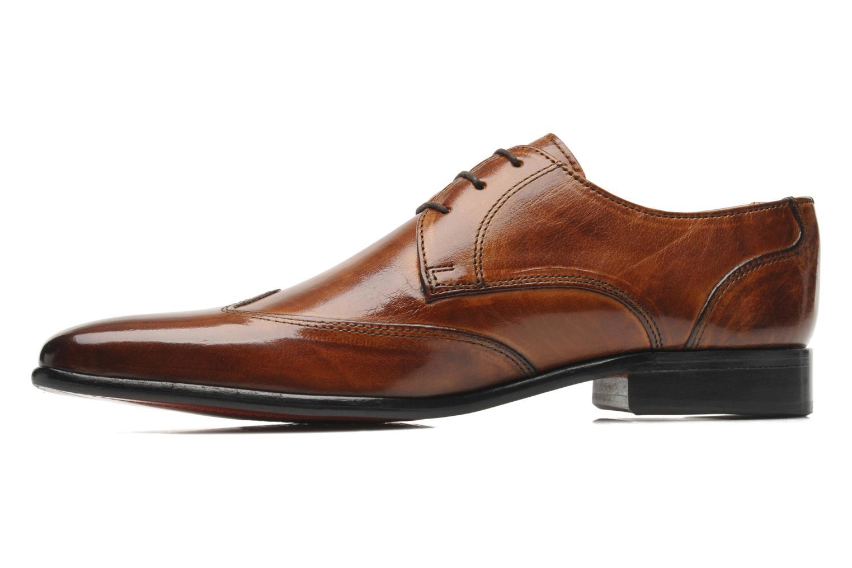 Zapatos con cordones Melvin & Hamilton Toni 2 Marrón vista de frente