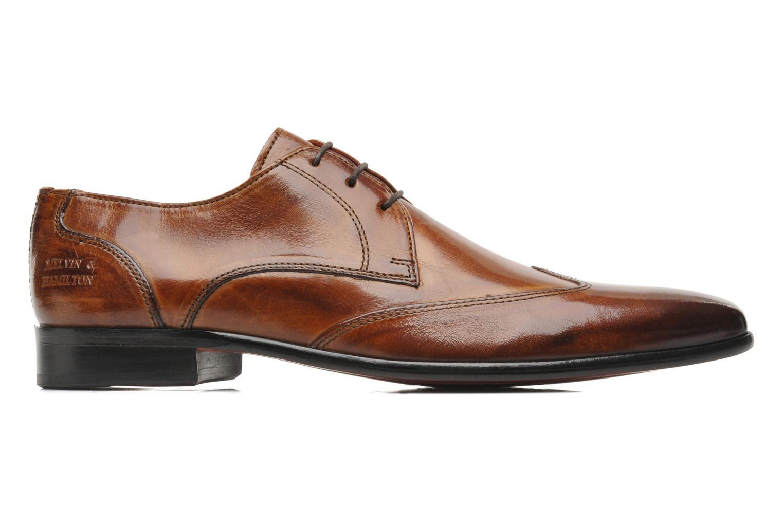 Zapatos con cordones Melvin & Hamilton Toni 2 Marrón vistra trasera