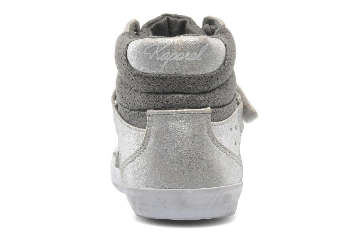 Trainers Kaporal Snatchy Grey view from the right