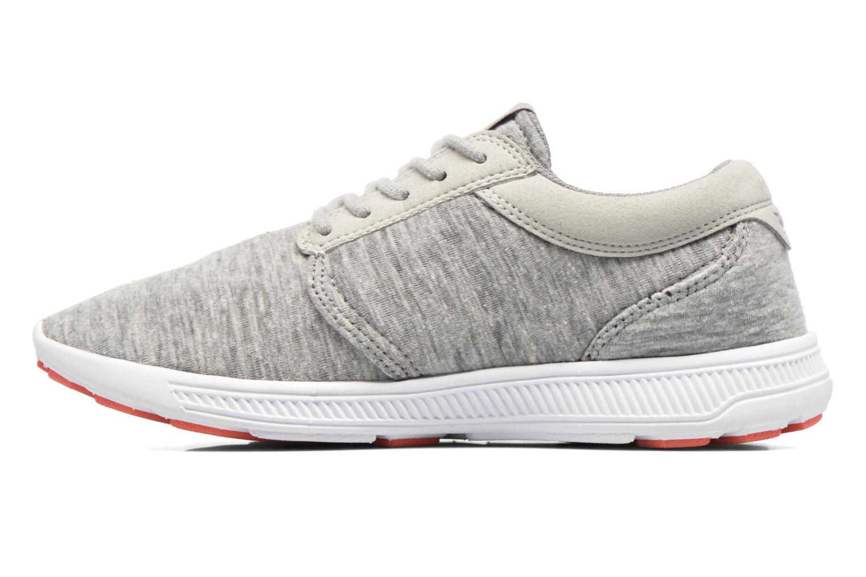 Sneakers Supra Hammer run W Grå bild från framsidan