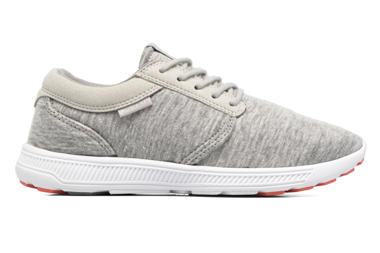 Sneakers Supra Hammer run W Grå bild från baksidan