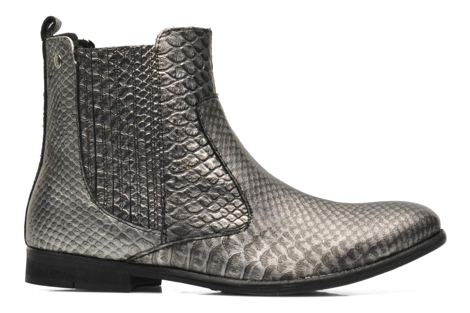 Ankle boots Elle Etoile Silver back view