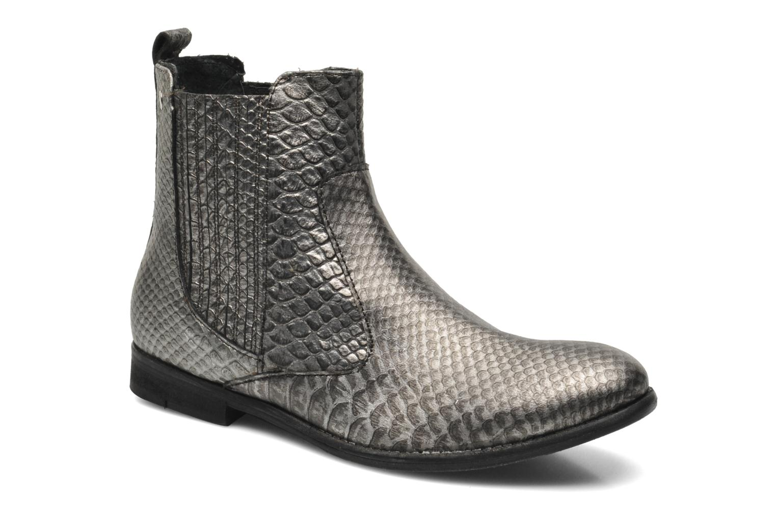 Ankle boots Elle Etoile Silver detailed view/ Pair view