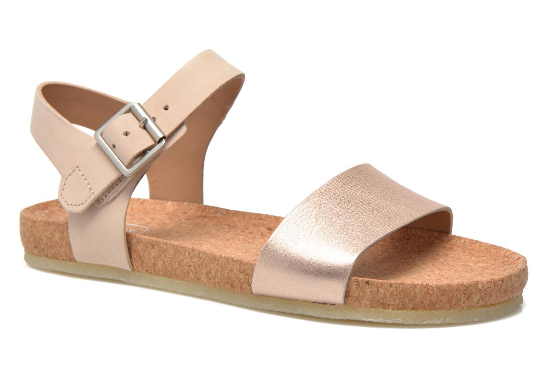 Sandali e scarpe aperte Clarks Originals Dusty Soul Oro e bronzo vedi dettaglio/paio