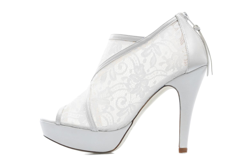 Bottines et boots Georgia Rose Ruamote Blanc vue face