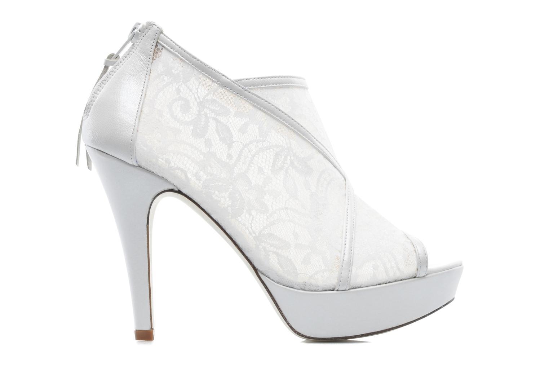Bottines et boots Georgia Rose Ruamote Blanc vue derrière