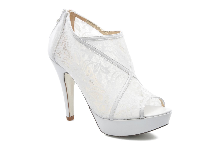 Bottines et boots Georgia Rose Ruamote Blanc vue détail/paire