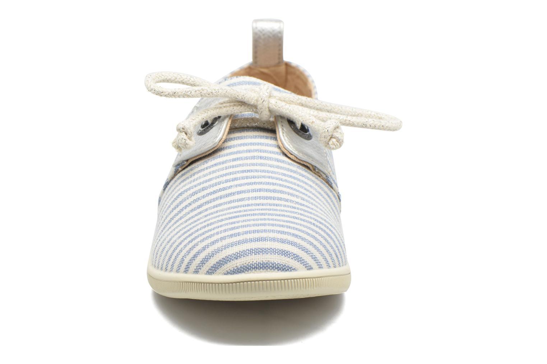 Baskets Armistice Stone One stripe W Bleu vue portées chaussures