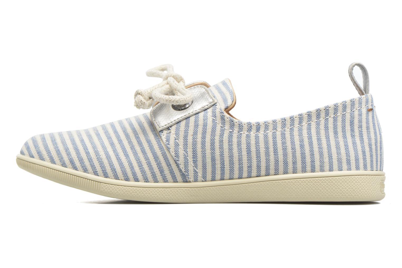 Sneakers Armistice Stone One stripe W Blauw voorkant