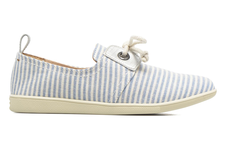 Baskets Armistice Stone One stripe W Bleu vue derrière