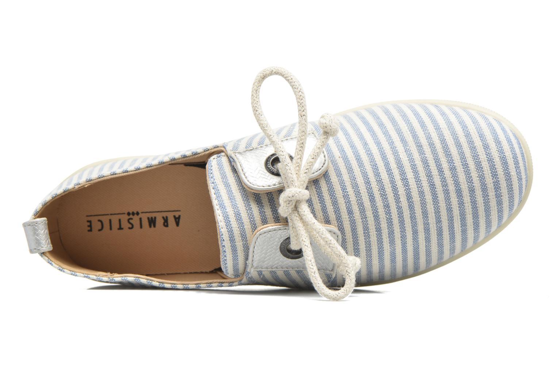 Sneakers Armistice Stone One stripe W Blauw links