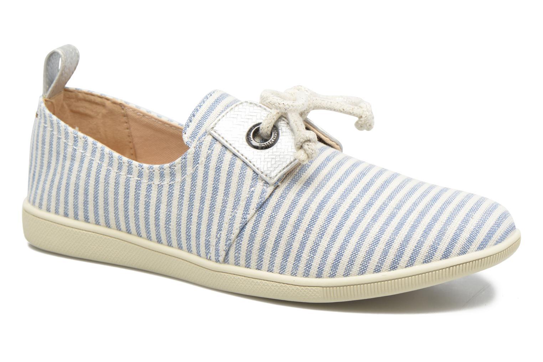 Sneakers Armistice Stone One stripe W Blauw detail