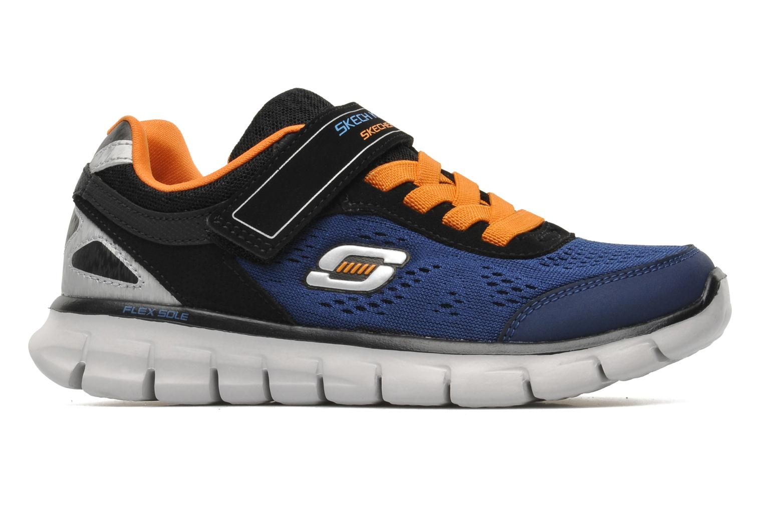 Trainers Skechers Synergy Power Rush Blue back view