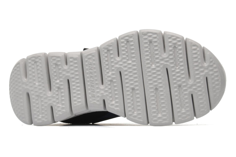 Sneaker Skechers Synergy Power Rush blau ansicht von oben