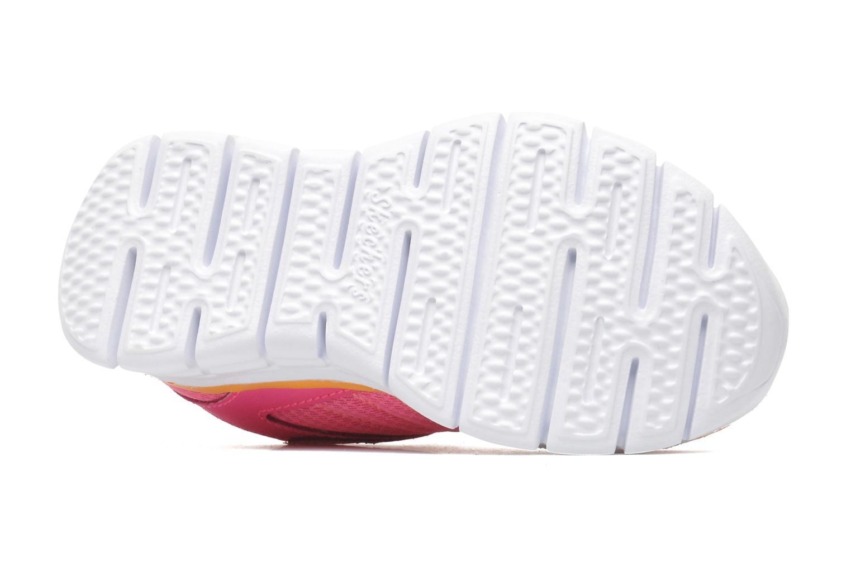 Sneakers Skechers Synergy Lovespun Rosa immagine dall'alto