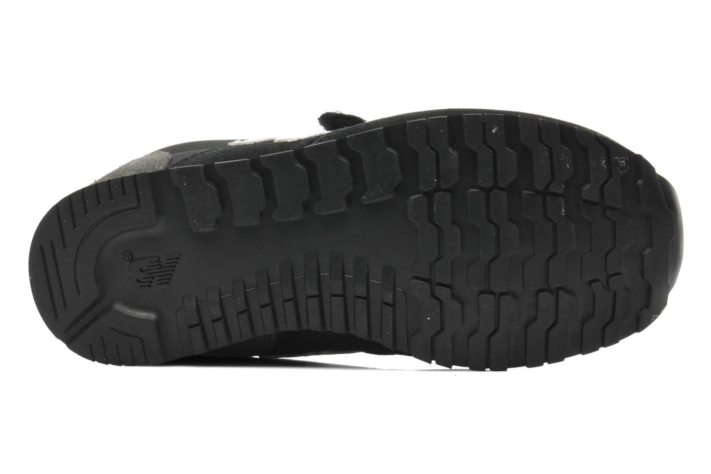 Baskets New Balance KE420 J Noir vue haut