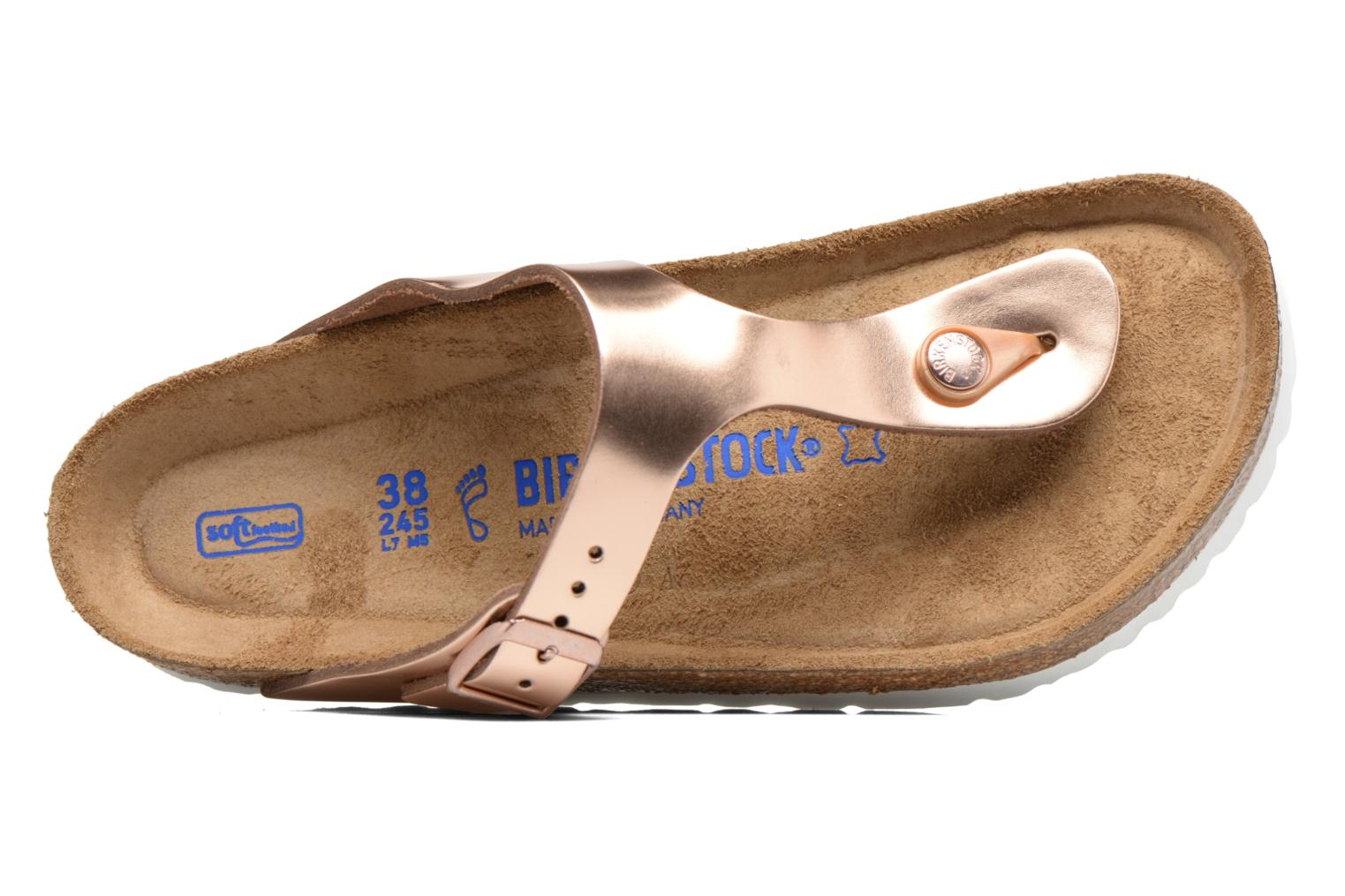 Gizeh Cuir W Copper SoftFootbed