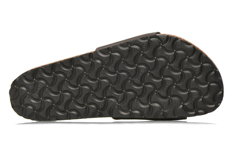 Sandales et nu-pieds Birkenstock Madrid Microfibre M Gris vue gauche