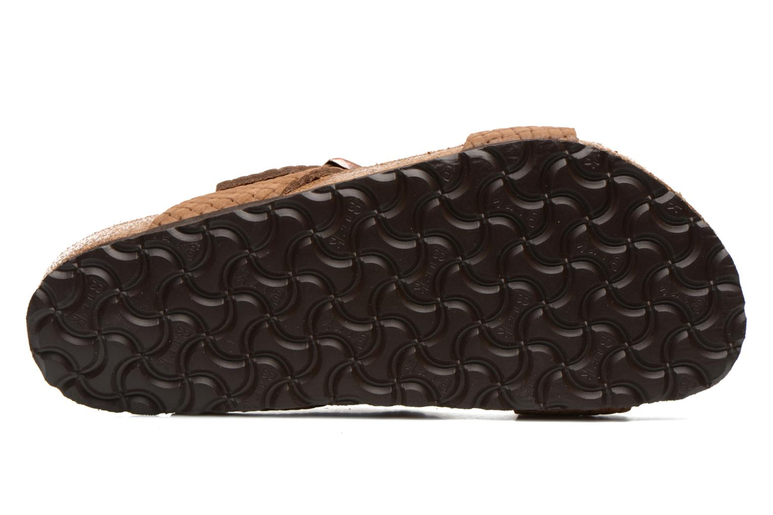 Tunis Nubuck M Woven Embossed Cacao